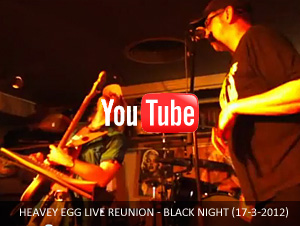 Heavey Egg Live 2012 - Black Night - Deep Purple