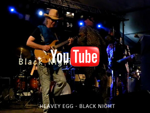 Heavey Egg NonStopLive Festival 12-10-2014: Black Night (Deep Purple)
