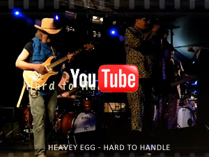 Heavey Egg NonStopLive Festival 12-10-2014: Hard to Handle (Black Crowes)